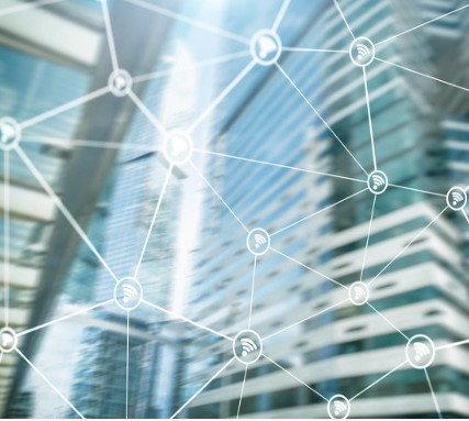 it团队为了确保连接建筑物的安全实施基于物联网的...