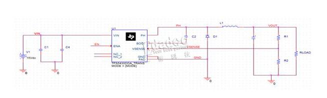 开关电源和LDO电源效率电源链路结构及仿真实验