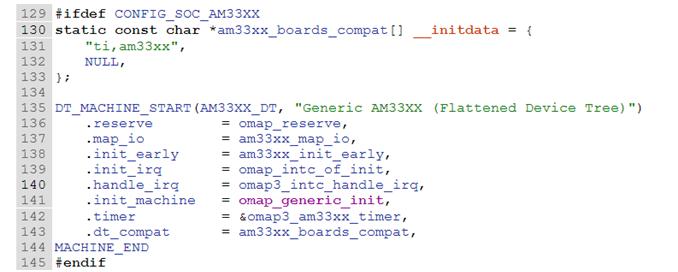 以AM33XX为实例的OMAP的电源管理功能