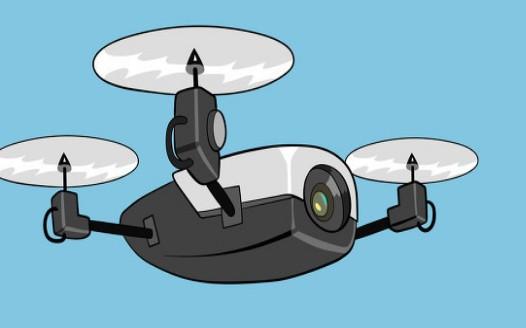 盘点无人机的七大起飞方式