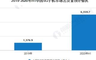 2020年中国5G基站数将超过60万个,未来5G...