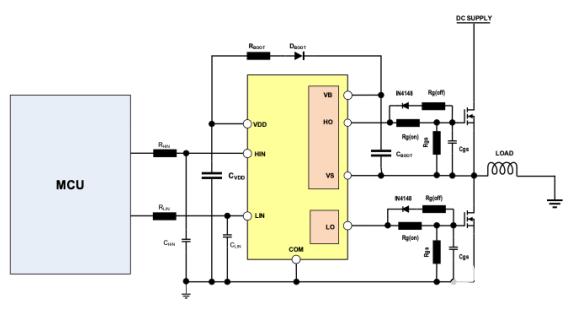 小功率电机驱动方案及驱动IC的选择指南