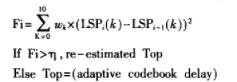 采用數字信號處理器實現G.729語音編解碼系統的...