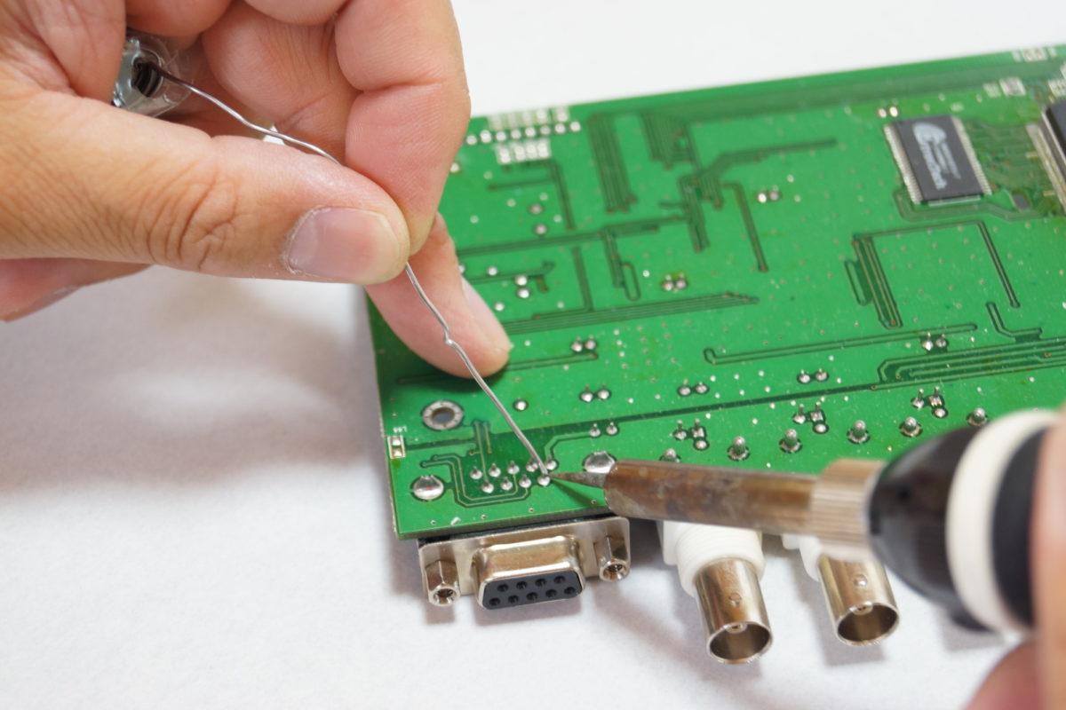 PCB电路板上的安装方法介绍