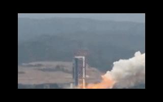 长征四号乙运载火箭在太原成功发射高分十一号02星