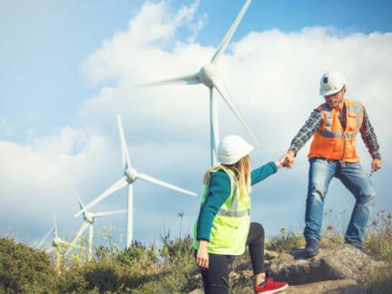 截止到2020年6月底,江蘇風電并網容量1110萬千瓦提前完成目標