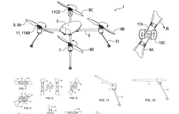 大疆侵犯深圳市道通智能航空控制的美国子公司Autel Robotics的专利?