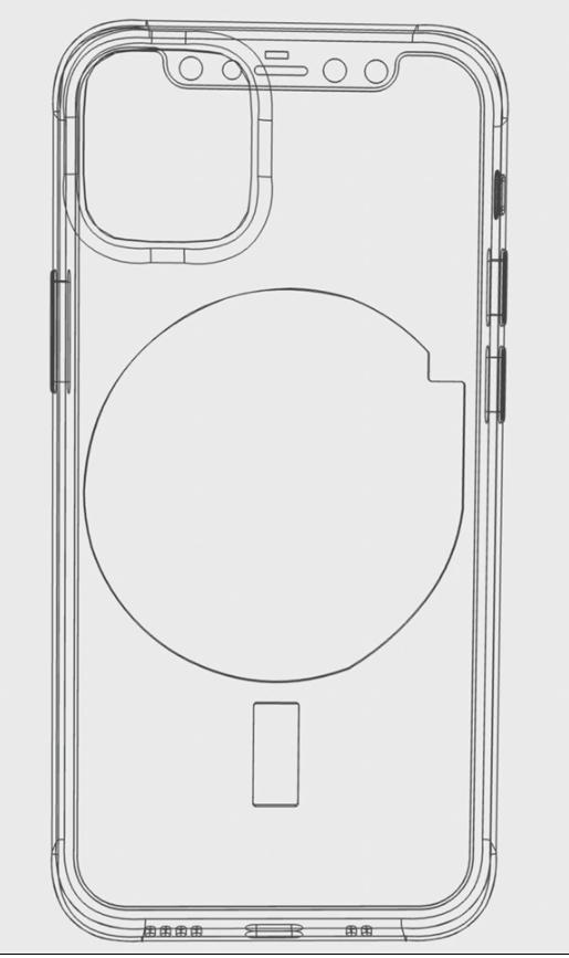爆iPhone 12手機內置36塊磁鐵,只為無線...