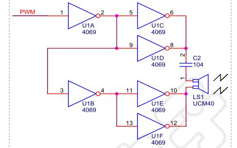 HC-SR04超声波测距模块的使用手册和应用程序等资料合集