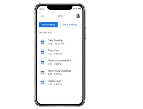 Google試圖統一其兩個重要的應用程序-Meet和Duo