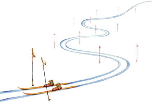 基于RFID技术的自动滑雪通道技术可减少与工作人员的互动交流