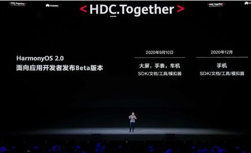 华为表示有总计1200万个第三方产品支持Harm...