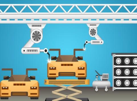 AGV小車在智能物流中扮演著什么角色?