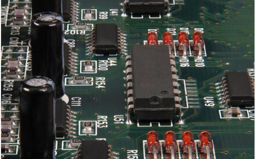 序列号发生器的电路板原理图免费下载
