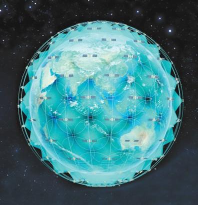 """""""虹云工程""""技术验证星发射入轨后,成功实现典型互..."""