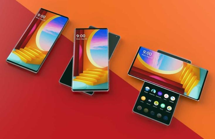 首款可旋转双屏5G手机LG Wing正式发布,采...