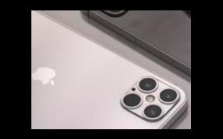 即将推出的Apple iPhone 12机型将于本月底开始批量生产