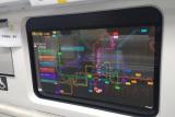 LG开发了用于地铁的透明OLED显示面板
