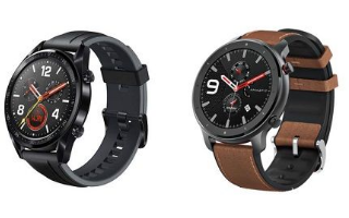 华米科技推出全新Amazfit GTR 2和Amazfit GTS 2智能手表