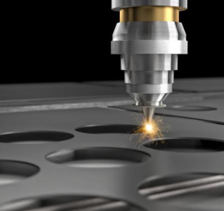 金属激光切割机切割高精度或厚度大的零件,该如何提升工作效率