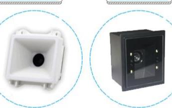 嵌入式LV4500R二维扫描模组在自助医疗服务机...