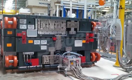 史陶比爾 MPS 機器人工具快換系統適用于所有機器人的柔性設計系統?
