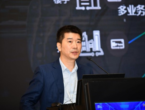 基于智慧城市的應用場景創新需求,組成全光自動駕駛網絡四大部分