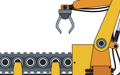 码垛机器人在工业生产及码垛方面有着重要的作用