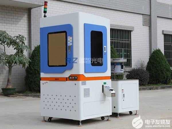 视觉CCD自动化检测设备的功能以及它的优势