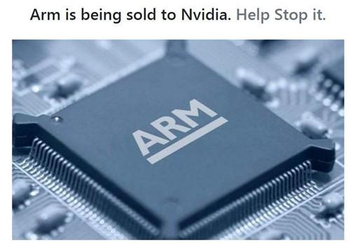 世界上幾乎所有品牌的智能手機都使用Arm微處理器的芯片?