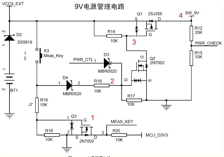 一种低功耗电源管理电路设计方案