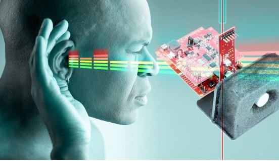 超声波换能器适用于现代先进的驾驶员辅助系统(ADAS)中的盲点检测