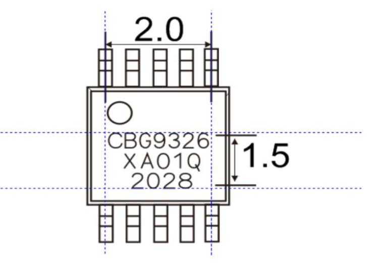 芯百特微電子發布了可用於UWB超寬頻應用的射頻解決方案