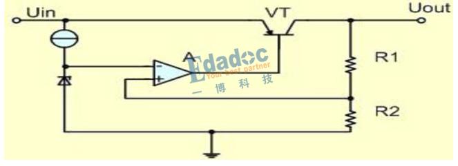 低压差线性稳压器的稳压原理介绍