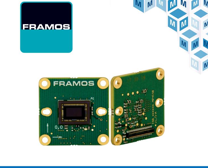 贸泽电子与嵌入式视觉知名供应商FRAMOS签订全...