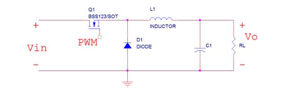 DC/DC电源芯片内部的单元模块结构图及工作原理