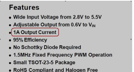 DC/DC轉換IC的電源設計方案
