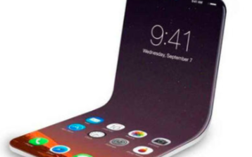 我们将来可能会看到可折叠的iPhone
