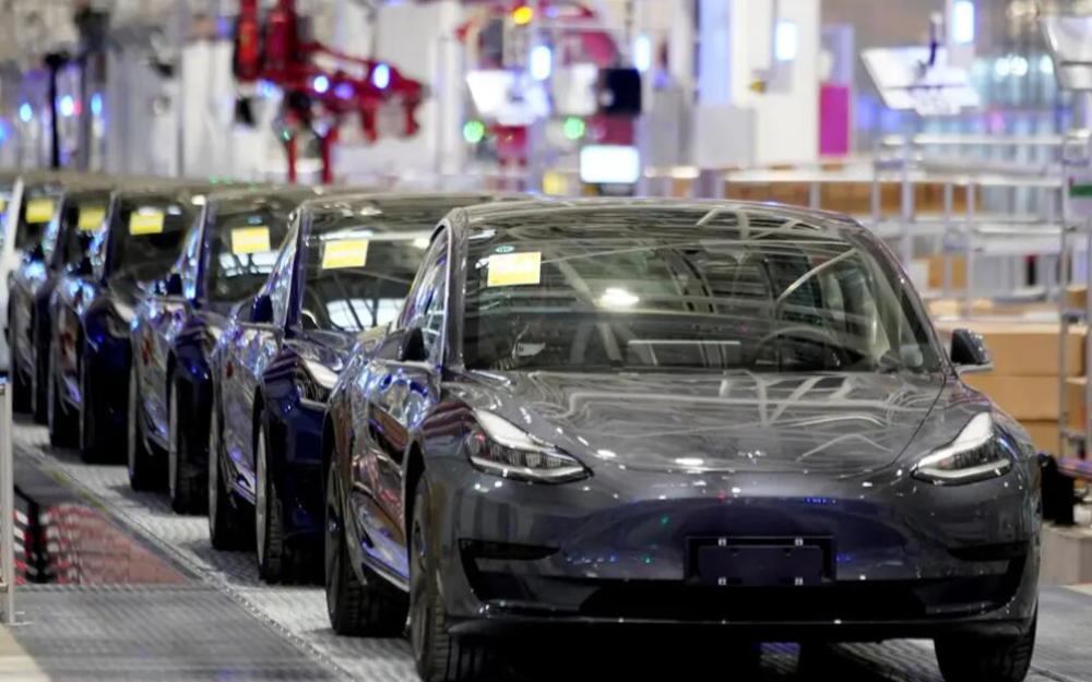特斯拉首次向亞洲和歐洲出口中國制造的Model3汽車
