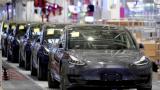 特斯拉首次向亚洲和欧洲出口中国制造的Model3汽车