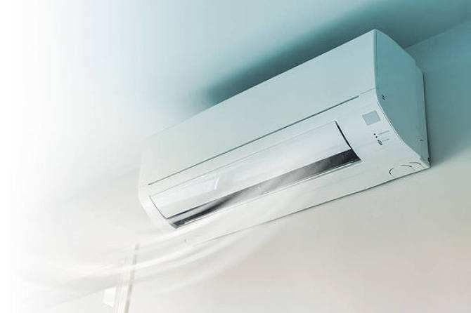 粉尘传感器应用在空调上可更好地监测室内粉尘