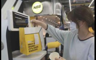 与众不同是快餐店:它的主要员工是机器人