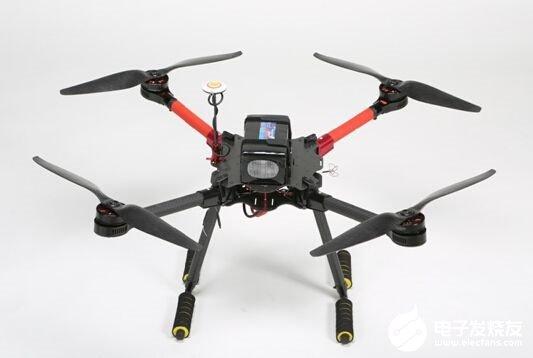 航拍无人机的基本构成结构和作用分析