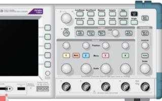 TOS2000B系列示波器的测试步骤和方法分析