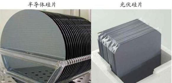 关于半导体硅片和光伏硅片的制造过程介绍