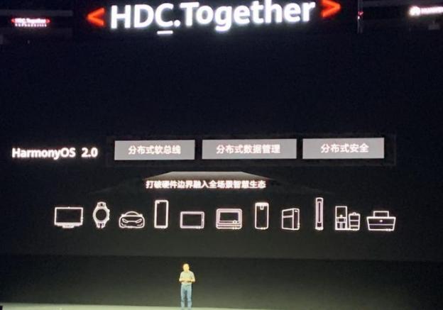 鸿蒙承载更多想象空间 鸿蒙2.0分布式能力全面升级
