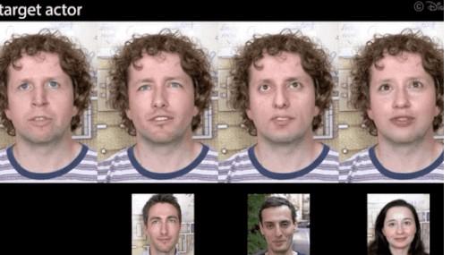 Nirkin提出单编码器 - 多解码器网络架构和算法对换脸质量的影响