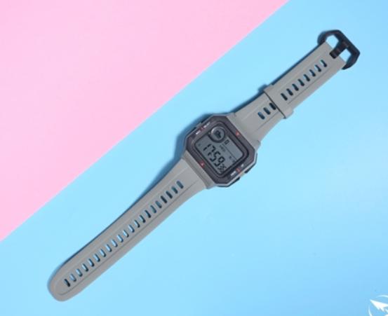 華米科技發布全新Amazfit Neo智能手錶,支持24小時心率監測