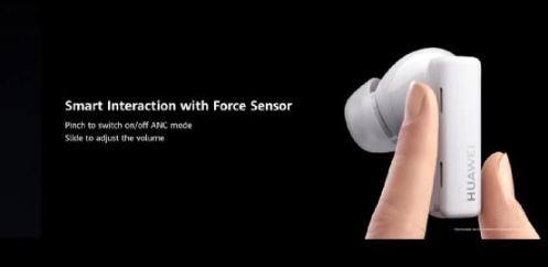致敬华为,NDT电容压感触控方案助燃FreeBuds Pro一往无前