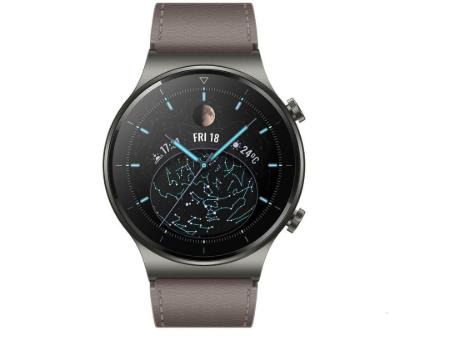 告诉您刚刚推出的Huawei Watch GT 2 Pro的全部含义